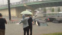 Ä°stanbul Aksaray'da Sel Felaketi!