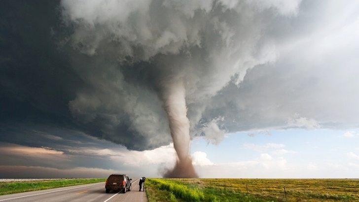 Tornado Nedir? Nasıl Oluşur?