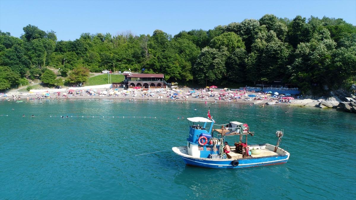 Akçakoca 'turizm cenneti' olma yolunda ilerliyor