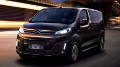 Citroen Jumpy Space ve SpaceTourer Türkiye'de