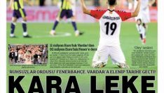 Fenerbahçe Gazete Manşet (25 Ağustos)