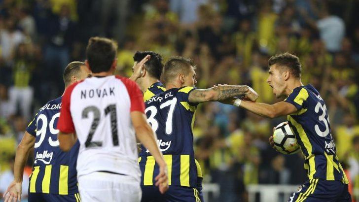 Spor yazarlarından Fenerbahçe-Vardar yorumu!