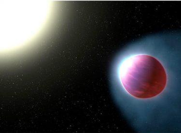 Stratosfer tabakasına sahip yeni gezegen!