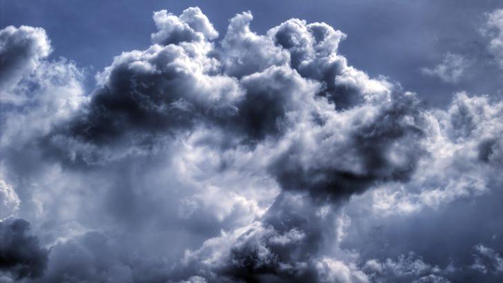 Bulutlar Neden Kararır?