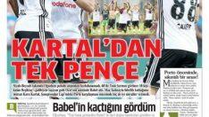 Gazete manşetleri – 10 Eylül