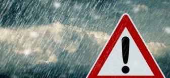 DİKKAT: Sağanak Yağmur ve Dolu Bekleniyor!