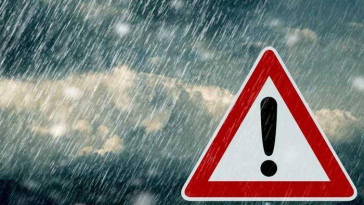 Trakya'da beklenen yağışlara karşı dikkat…
