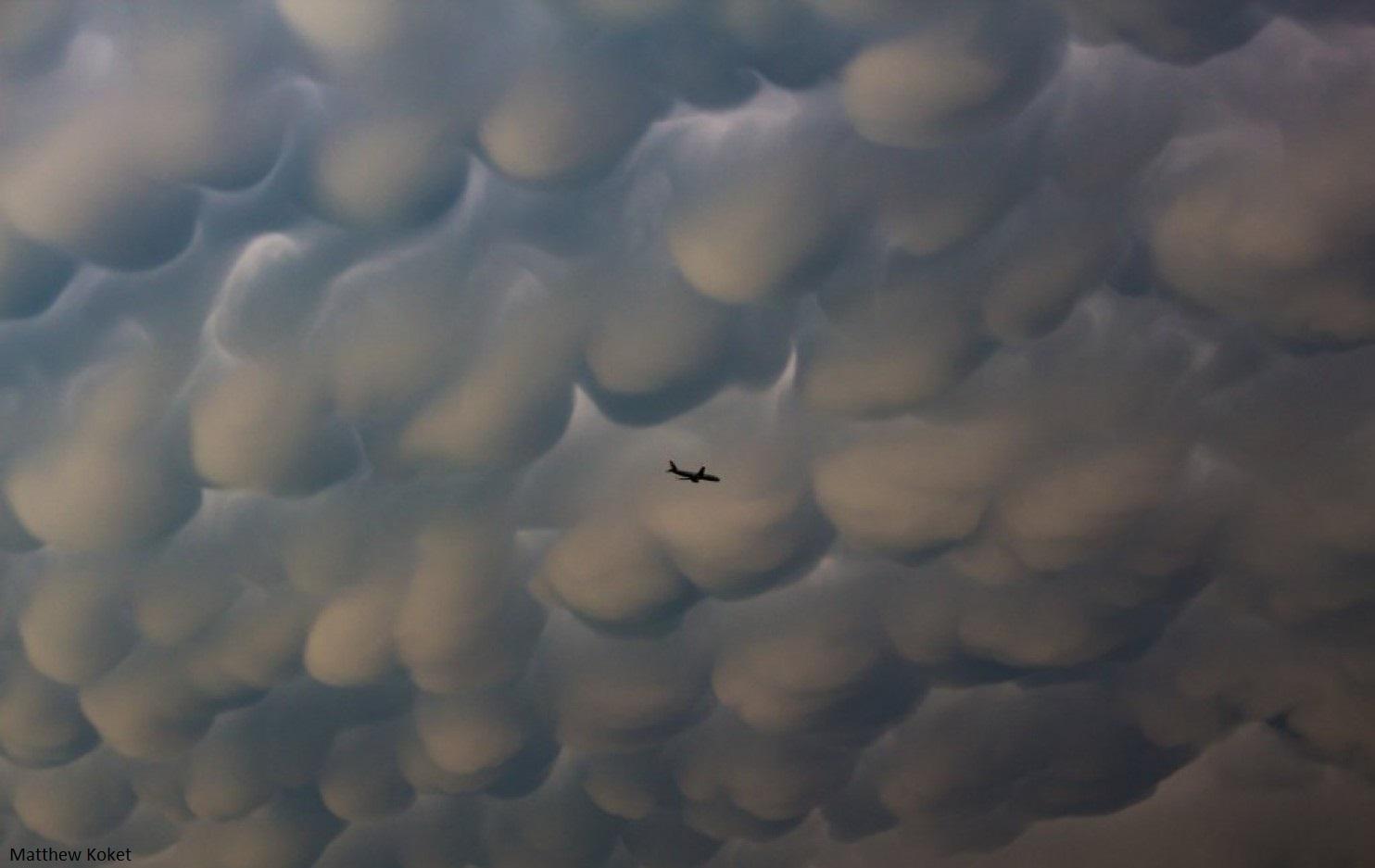 Mammatus bulutu