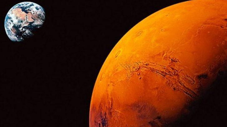 Mars'ta kent kuruluyor: Proje resmen başladı!