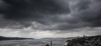 İstanbullular Dikkat! Yağmur, Fırtına, Dolu…