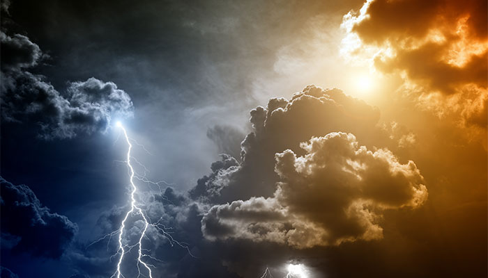 Nisan fırtınası ve nisan fırtınaları