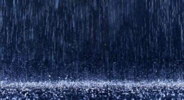 Sağanak Yağmur Nedir?
