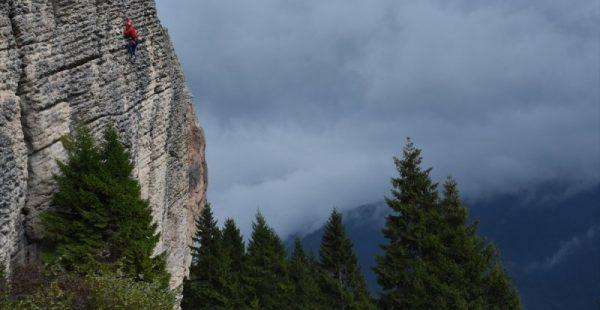 'Şahinkaya' dağcıları cezbediyor