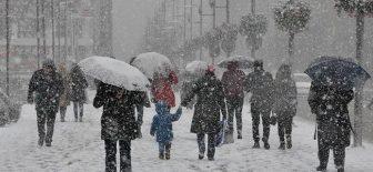 Kış Başlıyor: Soğuk ve Kar Geliyor…