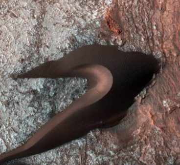 Mars'tan muhteşem görüntüler