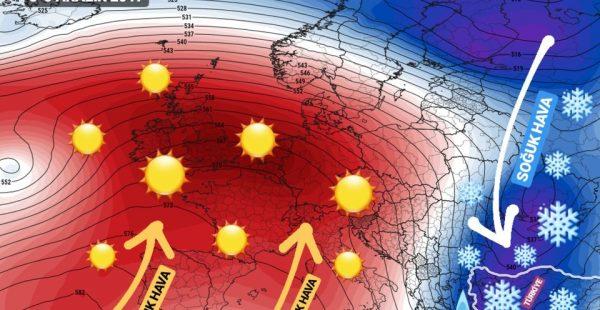 Sıcaklıklar 15-16 Derece Düşecek!