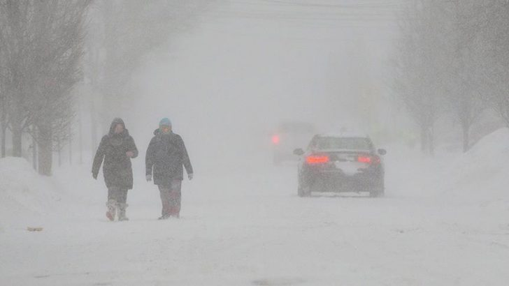 Son 40 Yılın En Kuvvetli Soğuk Hava Dalgası!