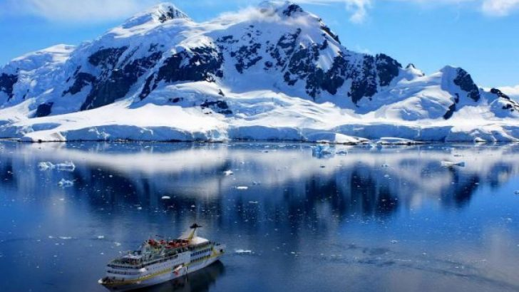 Antarktika'ya gideceğim ama nasıl?