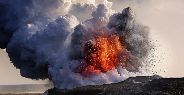 Hawai'de Volkan Patlaması!
