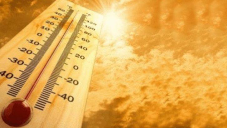 Sezonun İlk Sıcak Havası Geliyor !