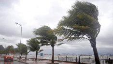 Marmara, Kuzey Ege ve Batı Karadeniz' de fırtına bekleniyor !