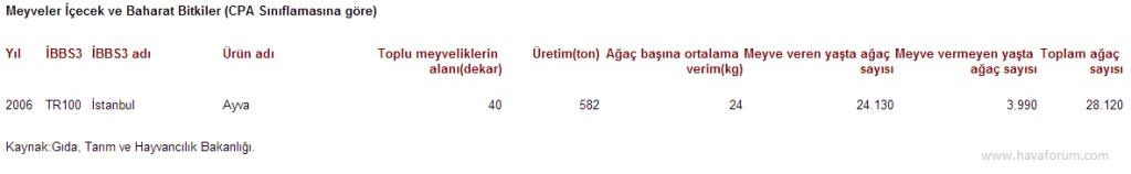 """2006-1024x158 """"Ayva bolsa kış sert geçer"""" istatistikleri Haberler"""