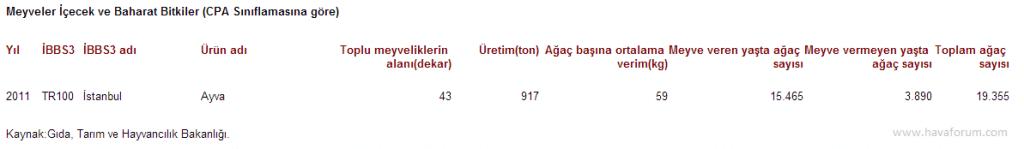 """2011-1024x149 """"Ayva bolsa kış sert geçer"""" istatistikleri Haberler"""