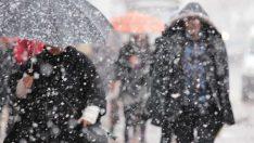 Karadeniz ve İç Bölgelerimize kar geliyor !