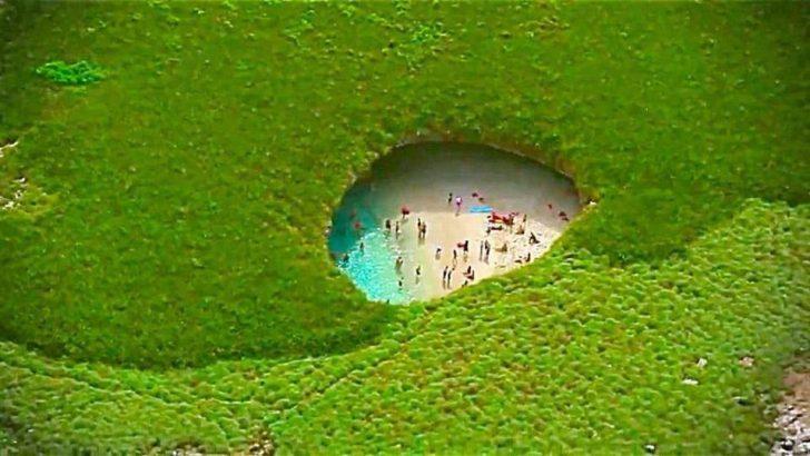 Meksika'nın Marieta adaları büyülüyor…