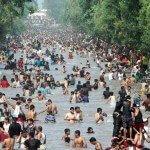 Pakistan'da sıcaklardan ölen sayısı bini geçti !