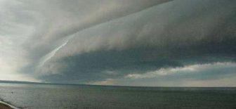 Shelf cloud(Raf Bulutu) Nedir?