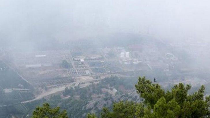 Antalya Nemle Mücadele Ediyor…