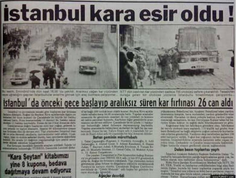 Mart 1987 - İstanbul