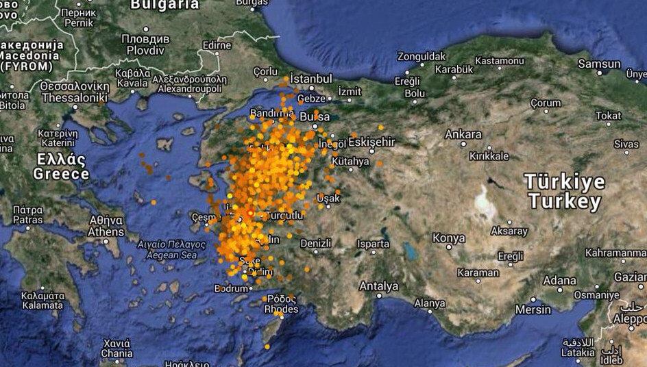 Simsek Haritalari