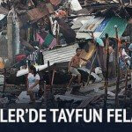 Filipinler'de Tayfun Felaketi!