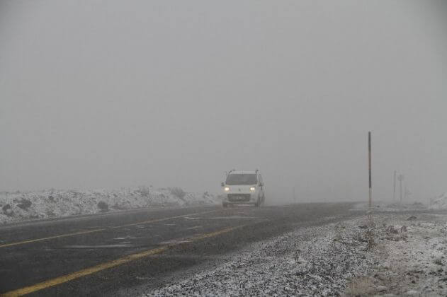 Doğu Anadolu Bölgesi karla tanışabilir!