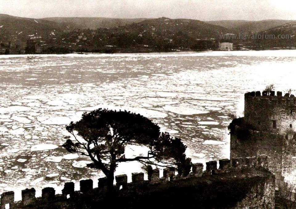 İstanbul'da Unutulmaz Kış