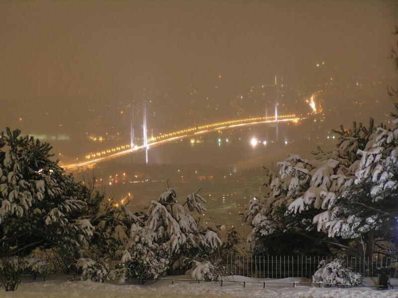 istanbul-kar-resimleri Yılbaşı Hava Durumu 2017 Etiket Konular