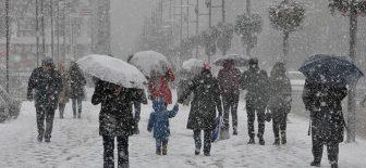 DİKKAT: Hafta Ortası Kar Geliyor!