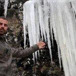 Buz Sarkıtları Bir Metreyi Geçti