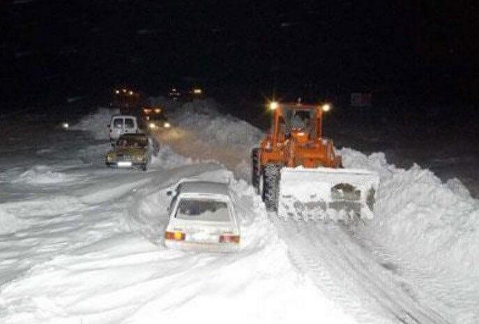 2004 ocak kar