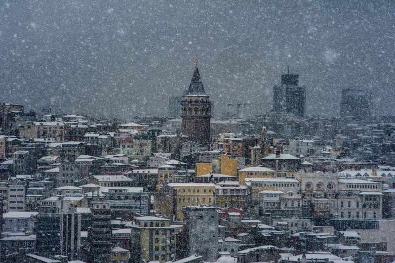 aysegul-kurt DİKKAT: Hafta Ortası Kar Geliyor! Haberler