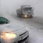 Bolu'da Beklenen Kar Başladı…