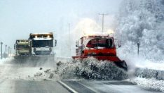 UYARI: Bolu, Karabük, Kastamonu Yoğun Kar !