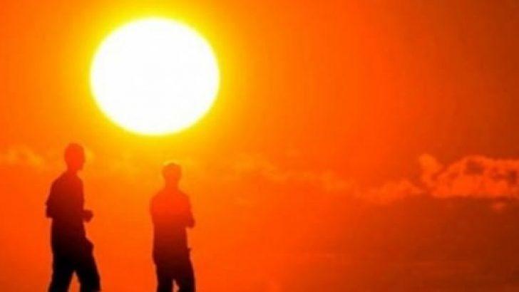 13-17 Temmuz Sıcak Hava Dalgası