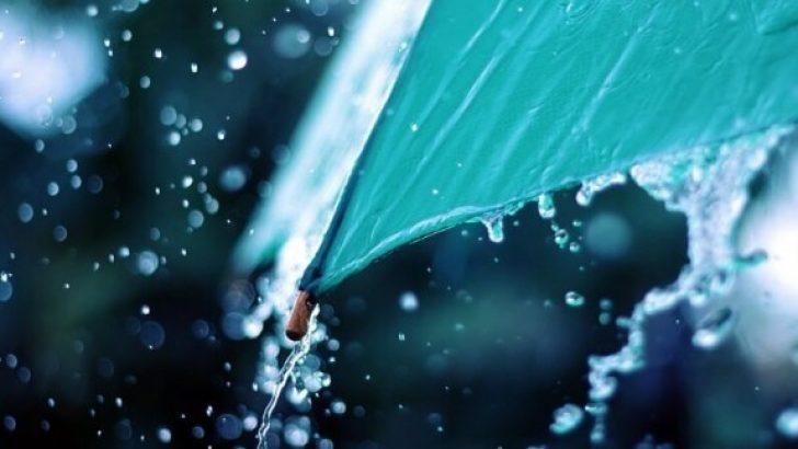 Yeni Haftada Yağmur Var…