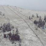 Kartalkaya'da Kar Başladı…