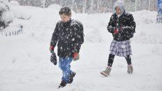Eğitim/Öğretim Yılının İlk Kar Tatili…