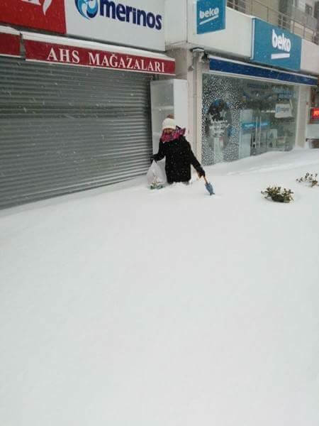 g2bPdN İstanbul'da Rekor Kar Yağışı! 7.01.2017 Video Galerisi
