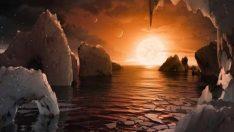 NASA Dünya'ya benzer 7 yeni gezegen buldu